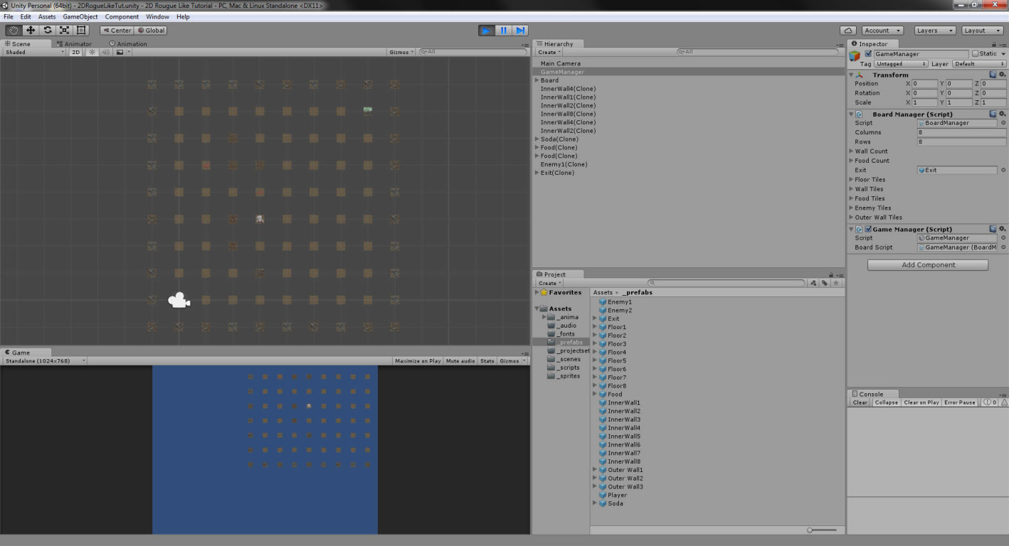 Tutorial: Unity2D Tiling and Those Gaps…